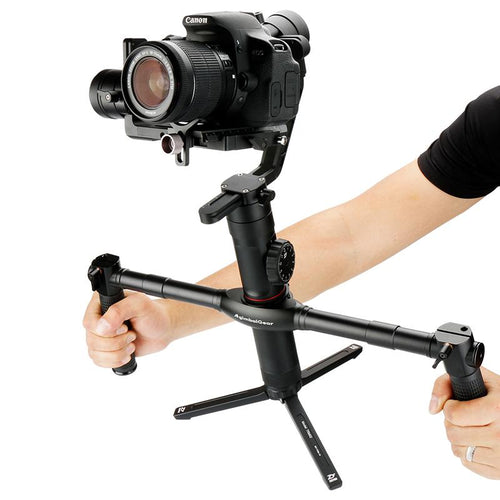 Dual Handheld Video Stabilizer