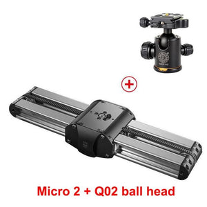 Micro2 Pro Travel Camera Slider