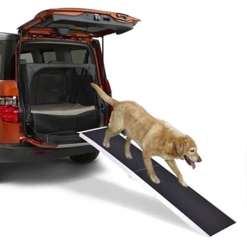 7Ft Portable Aluminum Pet Folding Ramp