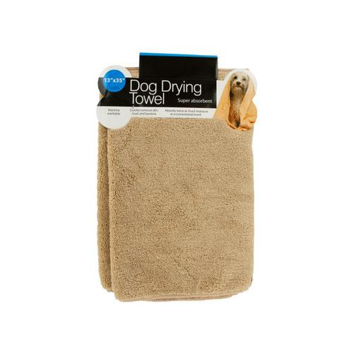 Small Super Absorbent Dog Drying Towel ( Case of 12 )