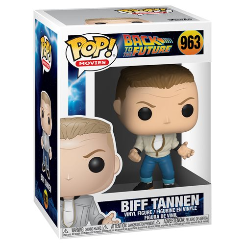 Back to the Future Biff Tannen