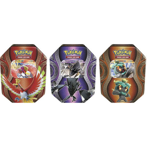Pokemon TCG Mysterious Powers Tin