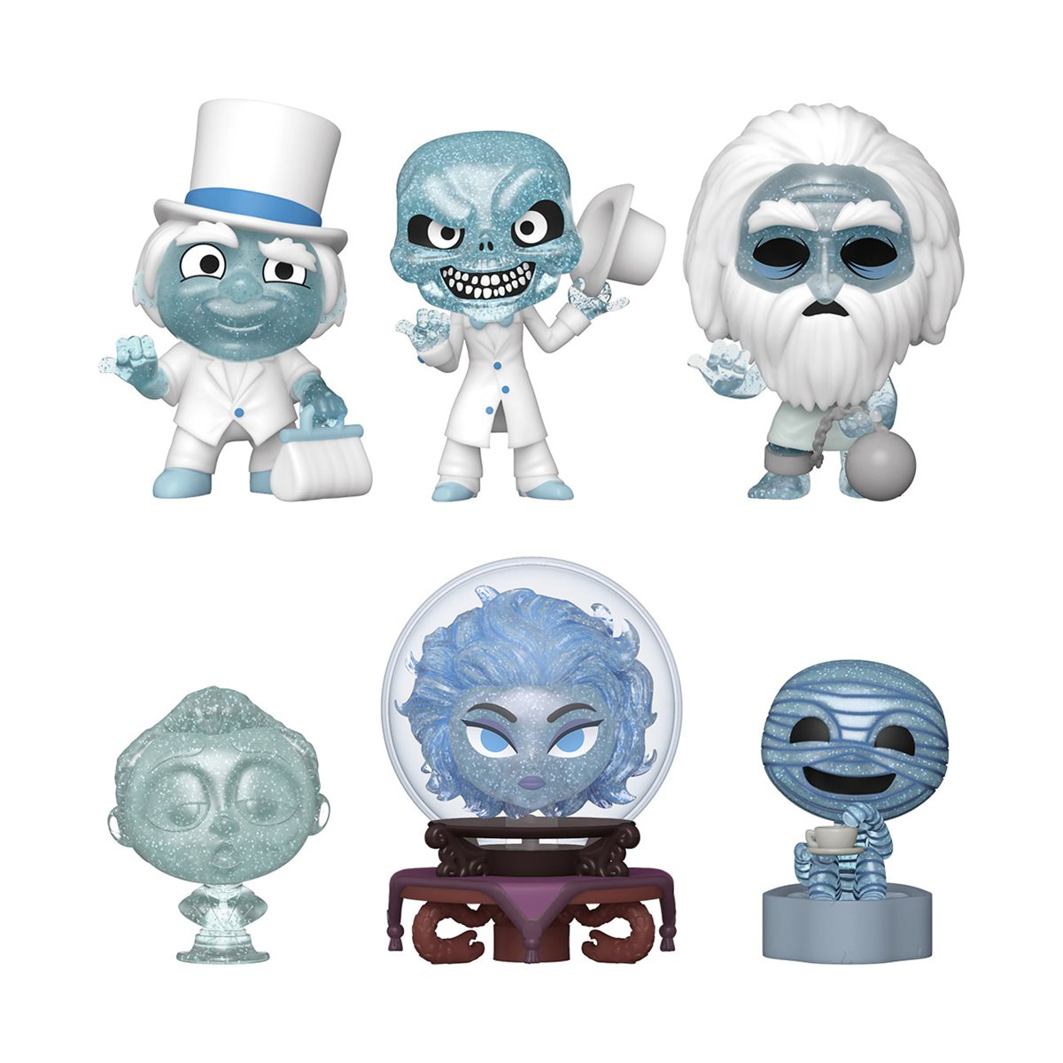 Disney Haunted Mansion Mystery Minis (Case of 12)