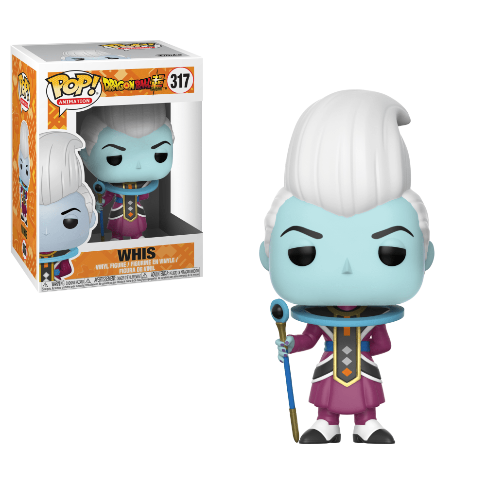 Dragon Ball Z Super Whis