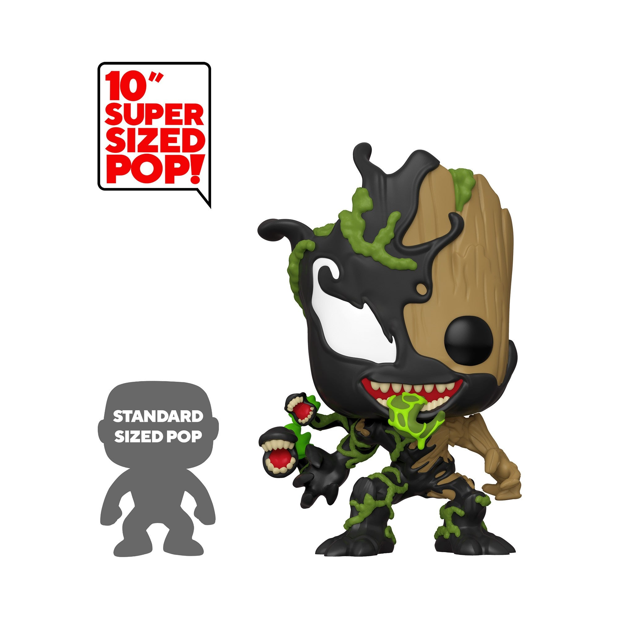 Marvel Venomized Groot 10-Inch