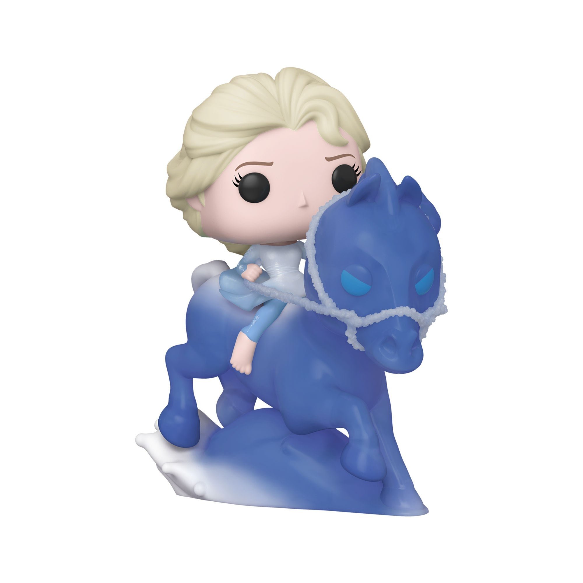 Frozen 2 Elsa Riding Nokk