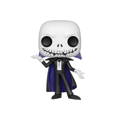 Nightmare Before Christmas Vampire Jack (October Preorder)