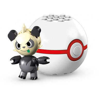 Mega Construx Pokemon Poke Ball Series 10 Pancham