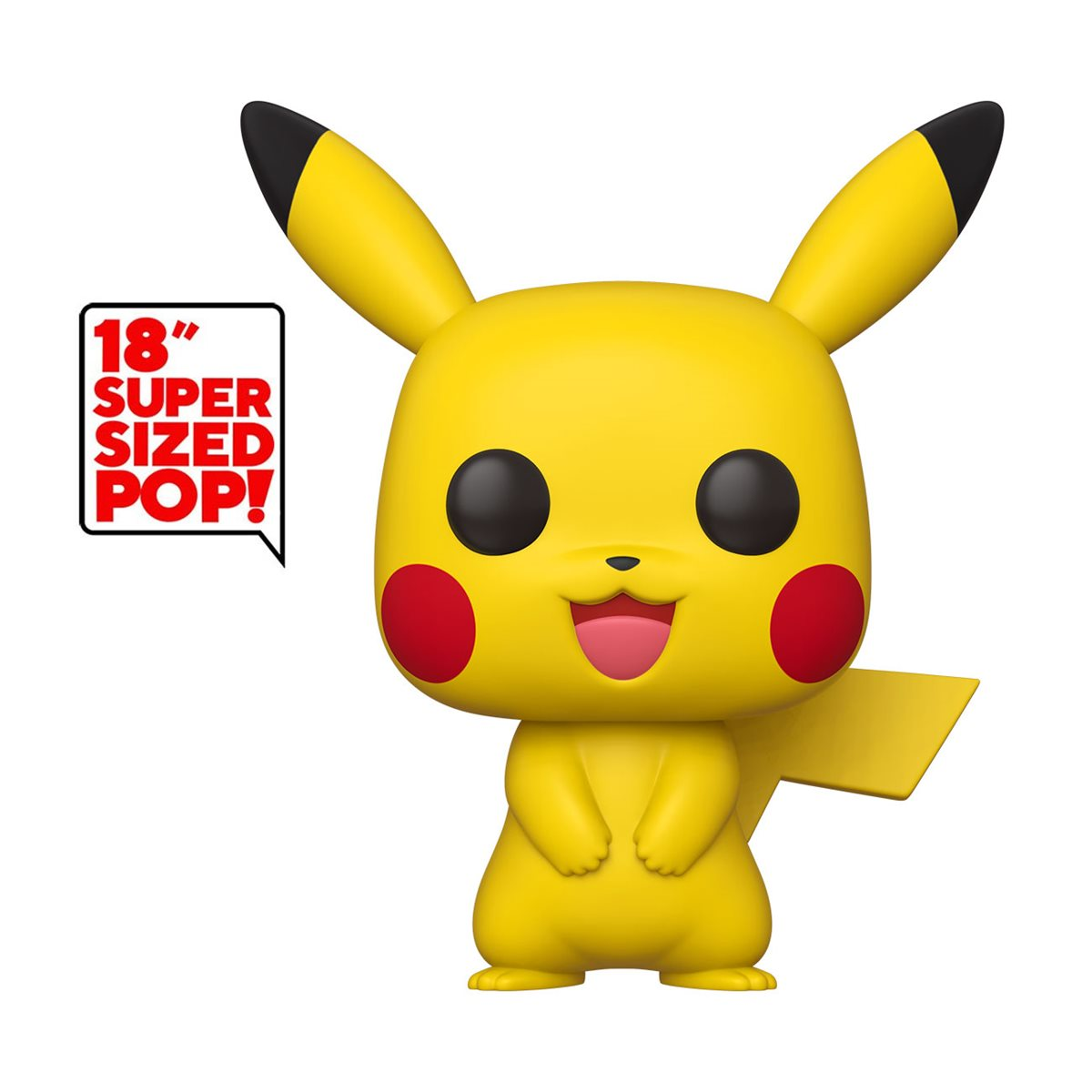 Pokemon Pikachu 18-Inch (November Preorder)