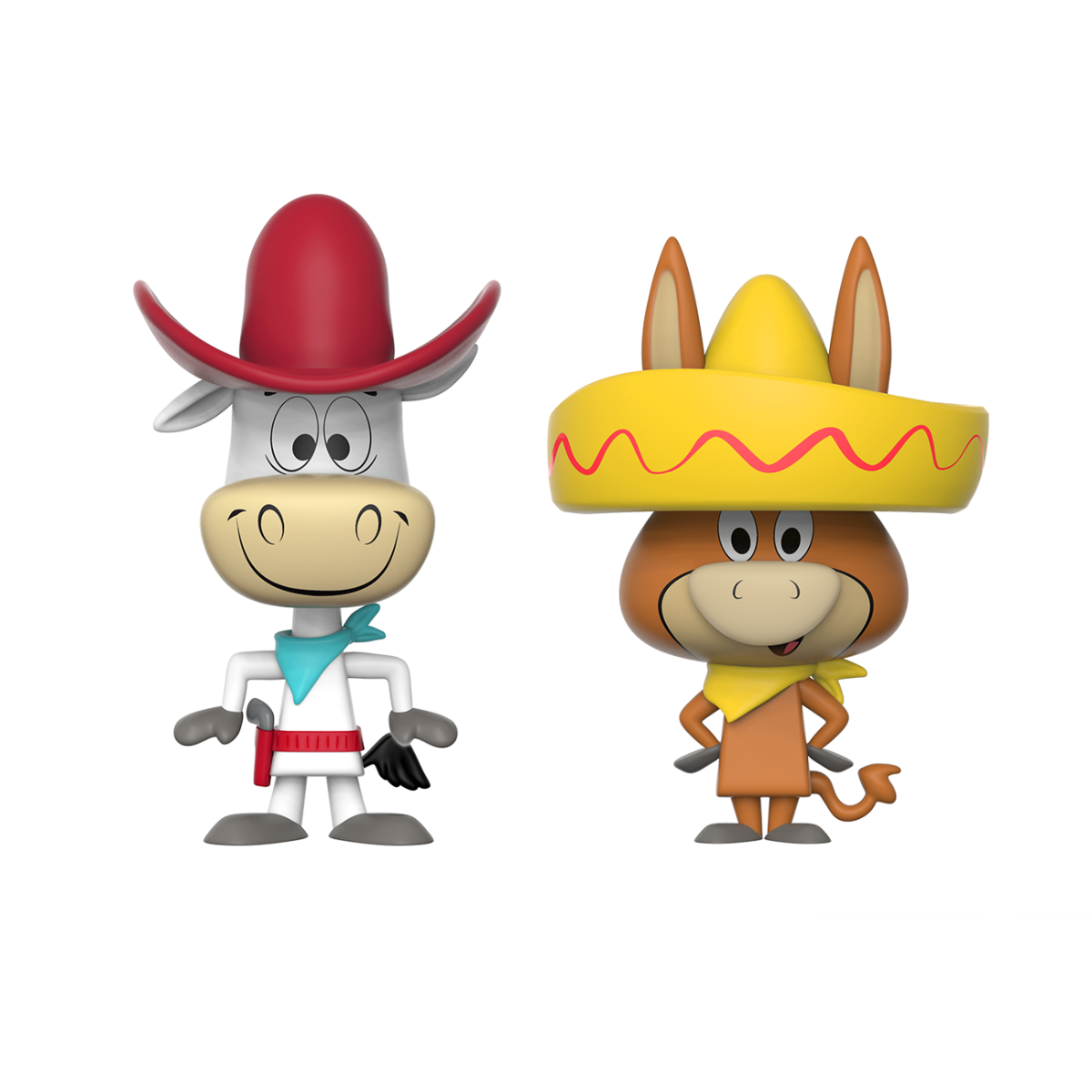 Vynl Quick Draw McGraw and Baba Looey Exclusive