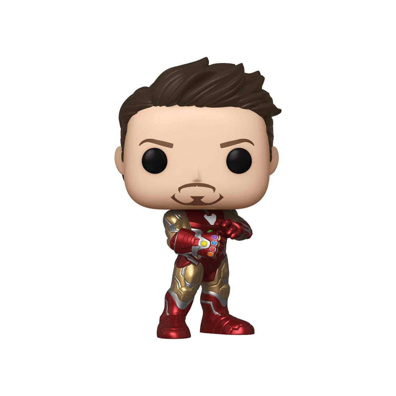 Marvel Avengers Endgame Iron Man (Tony Stark) with Gauntlet Fall Convention Exclusive