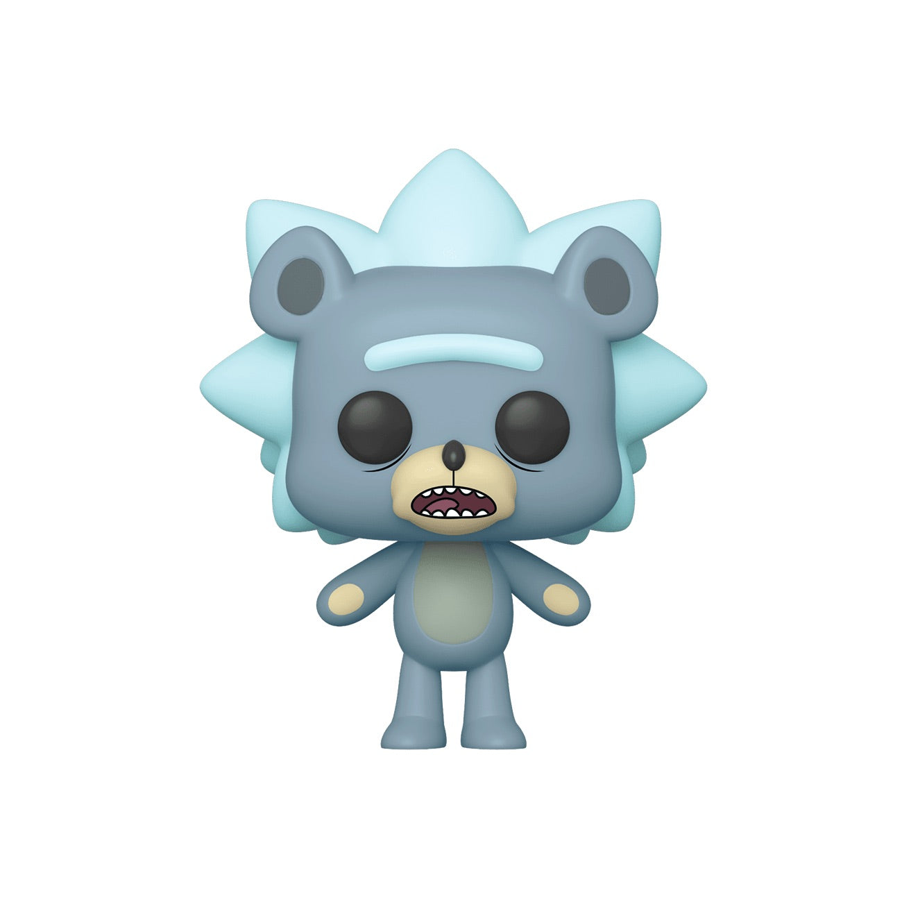 Rick and Morty Teddy Rick