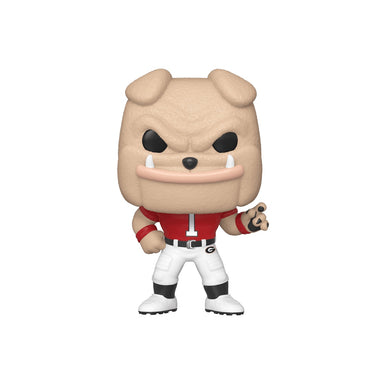 College Mascots University of Georgia Hairy Dawg (January Preorder)