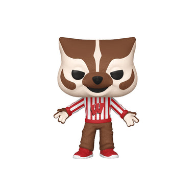 College Mascots University of Wisconsin Bucky Badger (January Preorder)