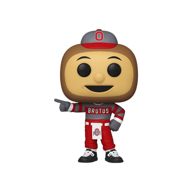 College Mascots Ohio State University Brutus Buckey (January Preorder)