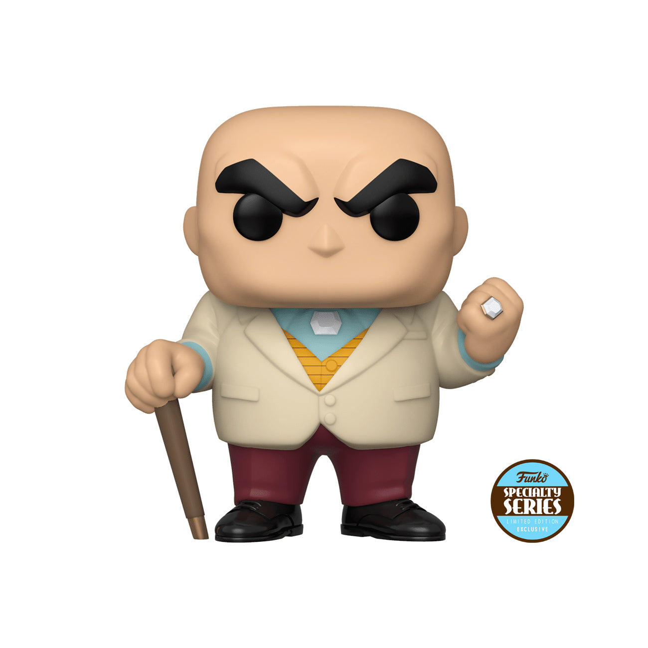 Marvel 80th First Appearance Kingpin Specialty Series Exclusive (Not Mint)
