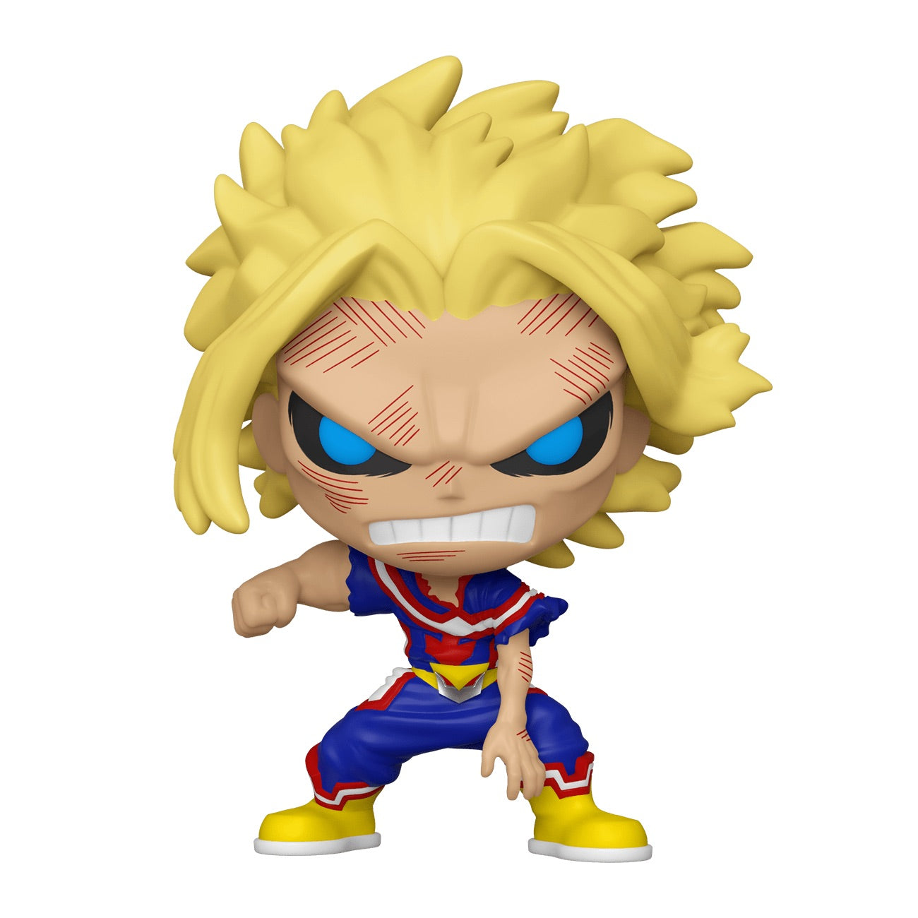 My Hero Academia All Might Weakened Glow in the Dark Exclusive