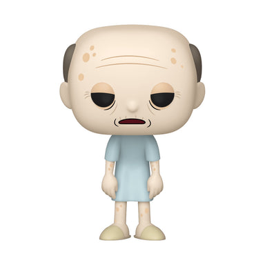 Rick and Morty Hospice Morty (February Preorder)