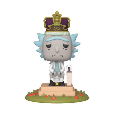 Rick and Morty King of S#!+ Electronic Deluxe (February Preorder)