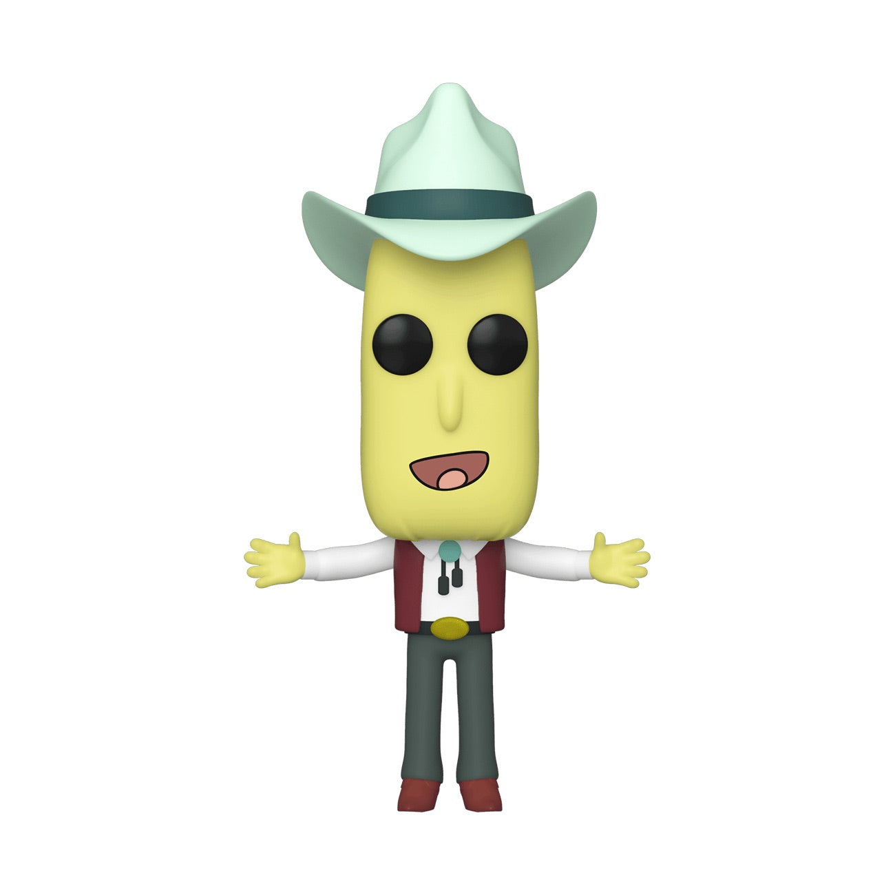 Rick and Morty Mr Poopy Butthole Auctioneer