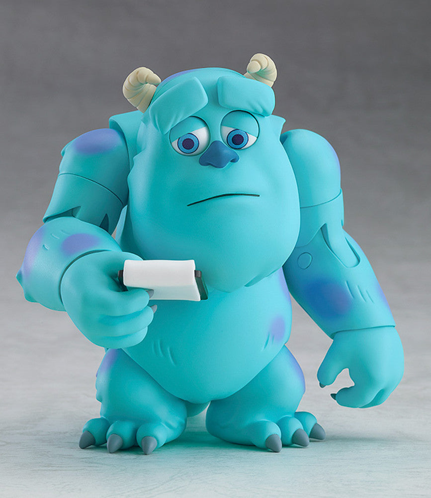 Monsters Inc Sulley Nendoroid Deluxe Action Figure