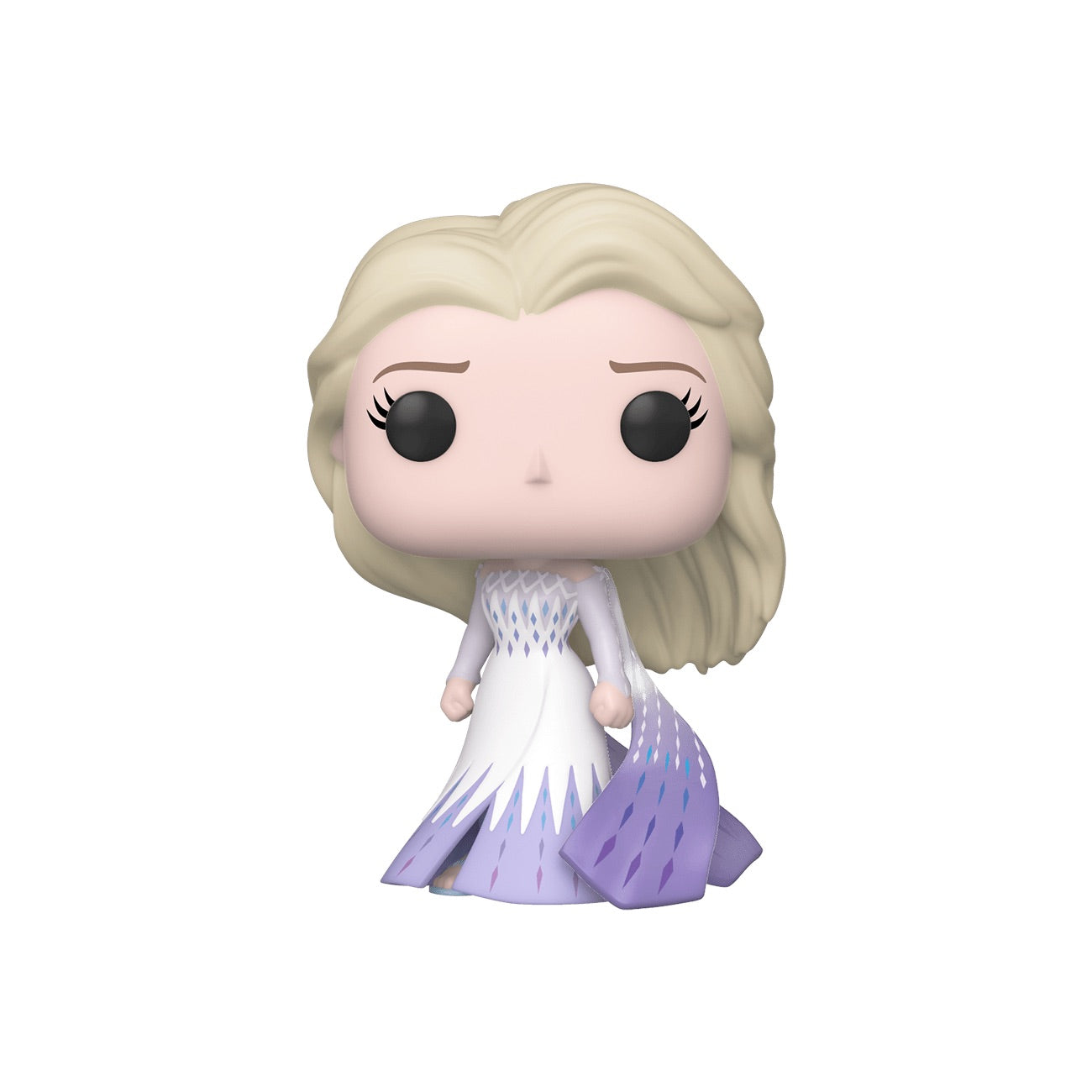 Frozen 2 Elsa Epilogue Dress