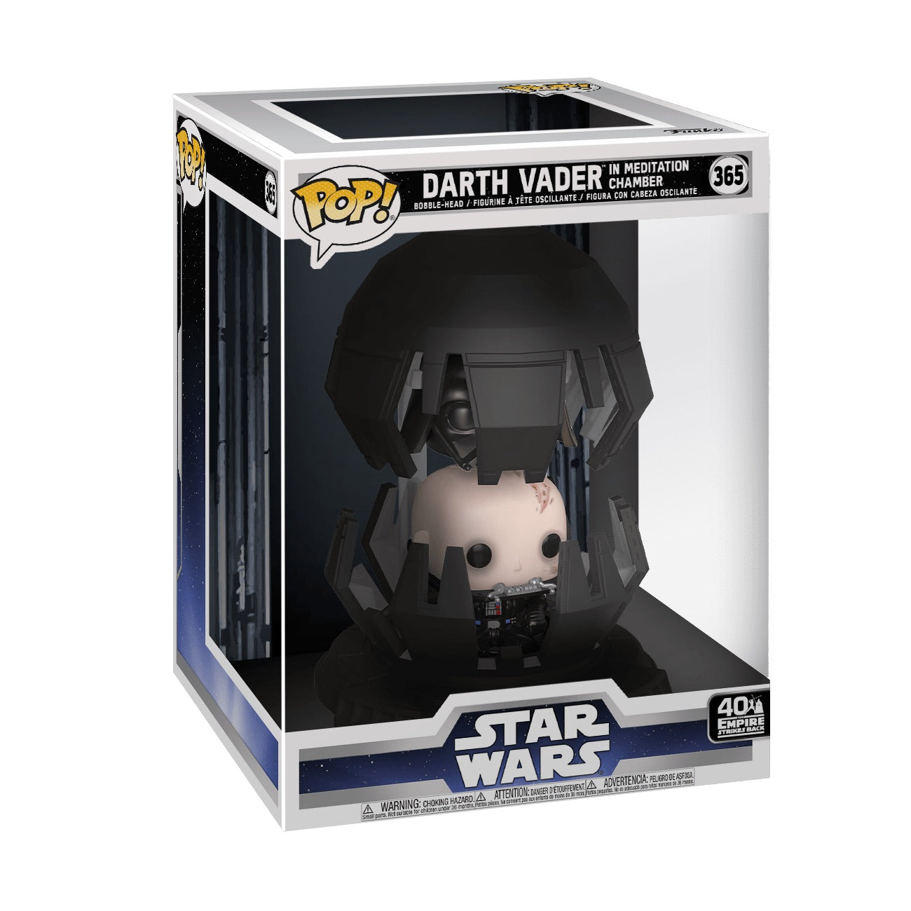 Star Wars Darth Vader in Meditation Deluxe