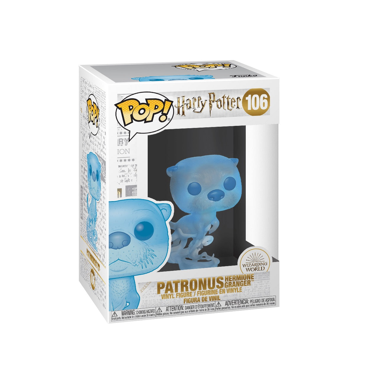 Harry Potter Patronus Bundle (3 Figures)