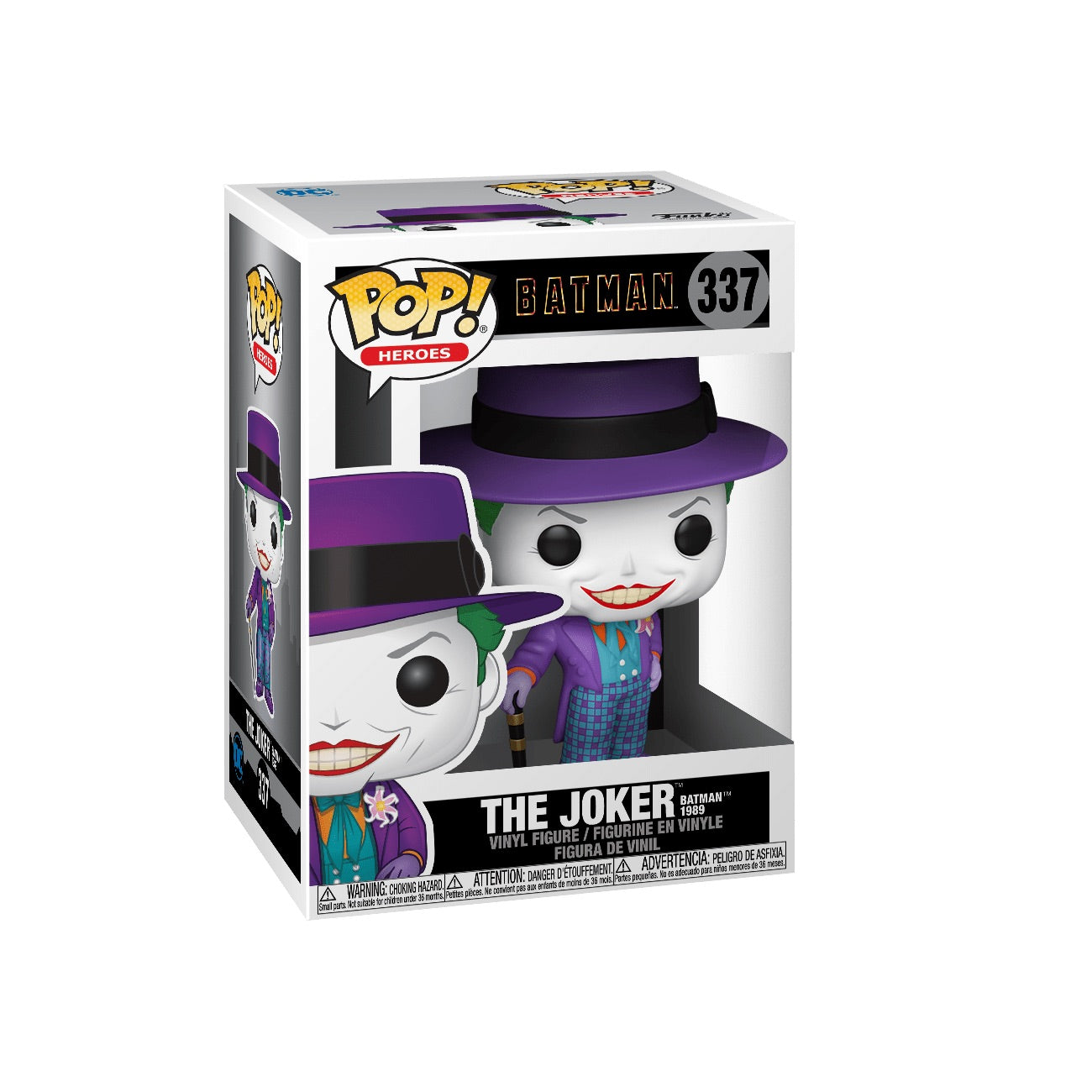 Batman 1989 Joker with Hat (May Preorder)