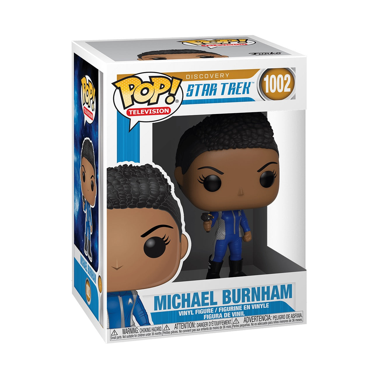 Star Trek Discovery Michael Burnham