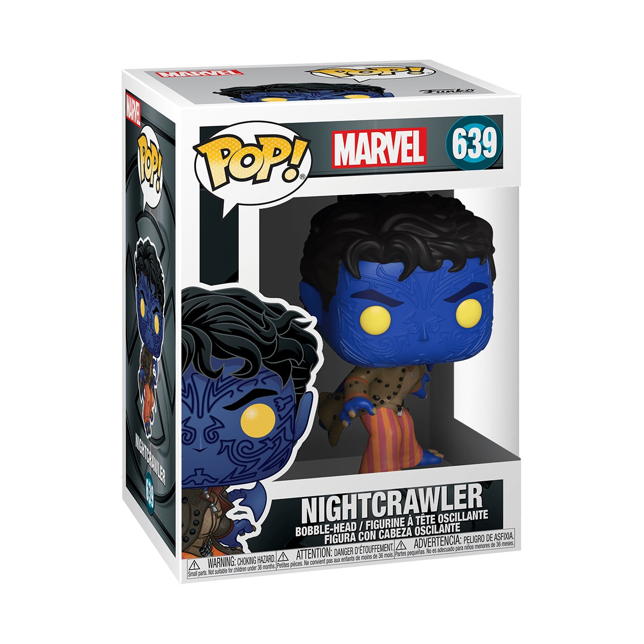Marvel X-Men 20th Anniversary Nightcrawler