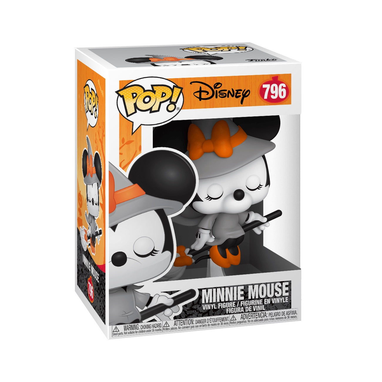 Disney Halloween Witchy Minnie Mouse (Preorder)