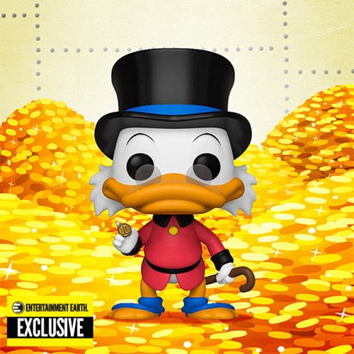 DuckTales Scrooge McDuck Red Coat Exclusive (June Preorder)