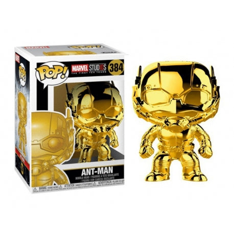 Marvel Studio's 10th Anniversary Chrome Ant-Man