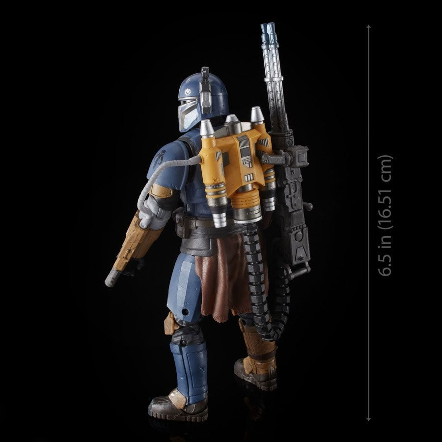 Star Wars The Black Series Heavy Infantry Mandalorian Action Figure Exclusive
