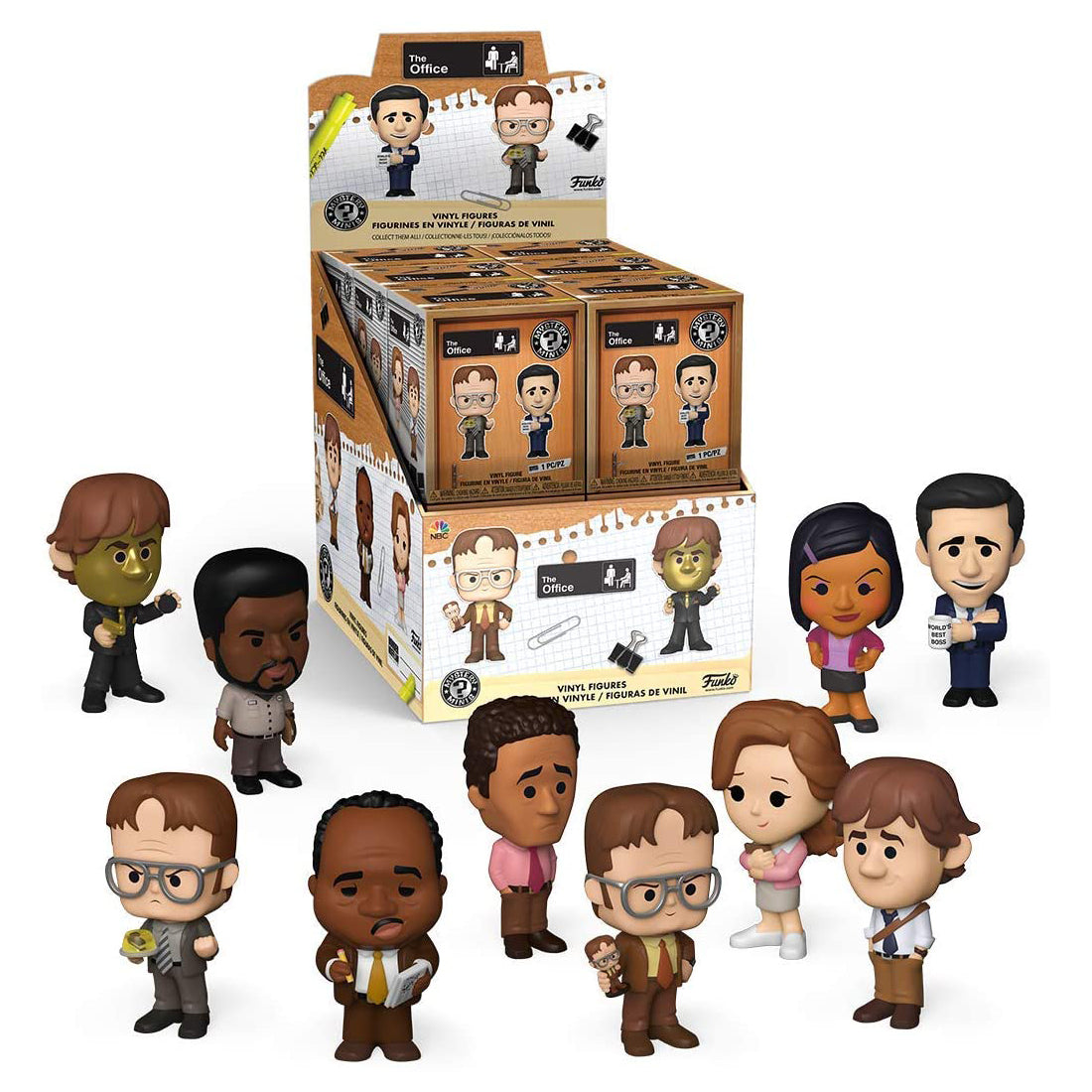 The Office Mystery Minis (Case of 12)
