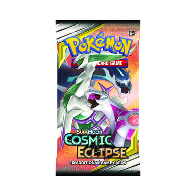 Pokemon TCG Sun and Moon Cosmic Eclipse Boosters