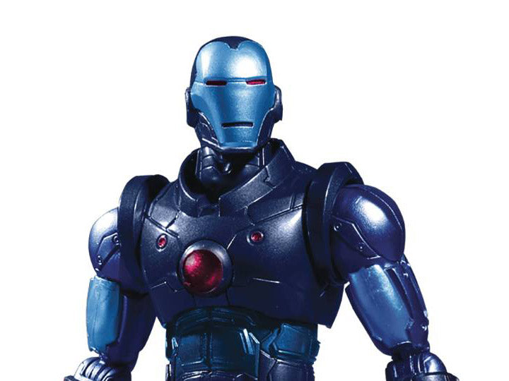 Iron Man Stealth Armor Suit One:12 Collective Action Figure Previews Exclusive