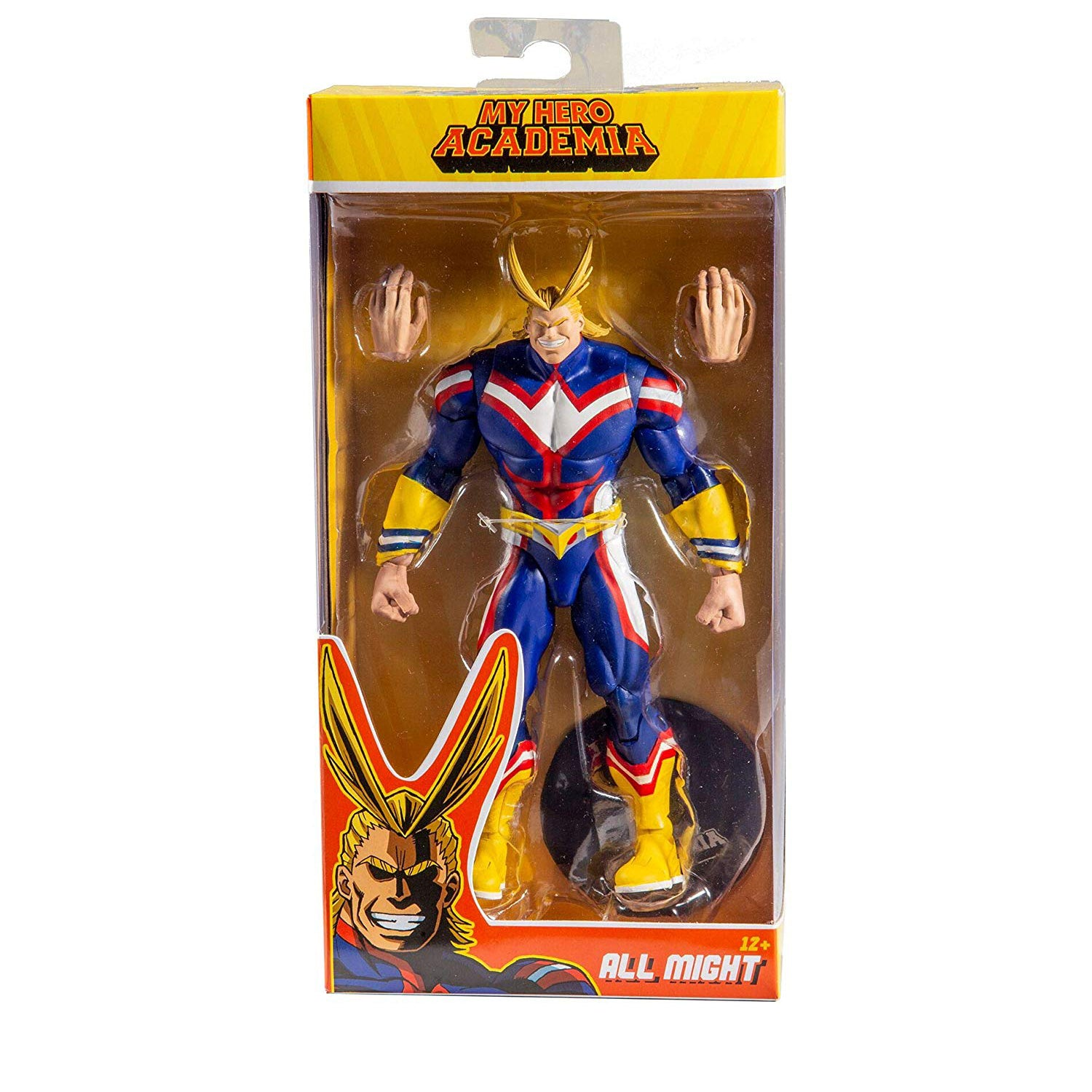 My Hero Academia All Might Action Figure