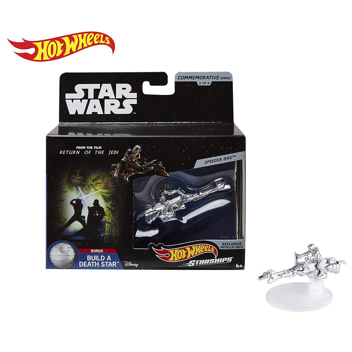 Star Wars Hot Wheels Commemorative Speeder Bike