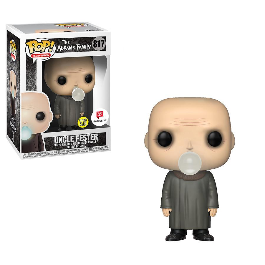 The Addams Family Uncle Fester with Lightbulb Exclusive