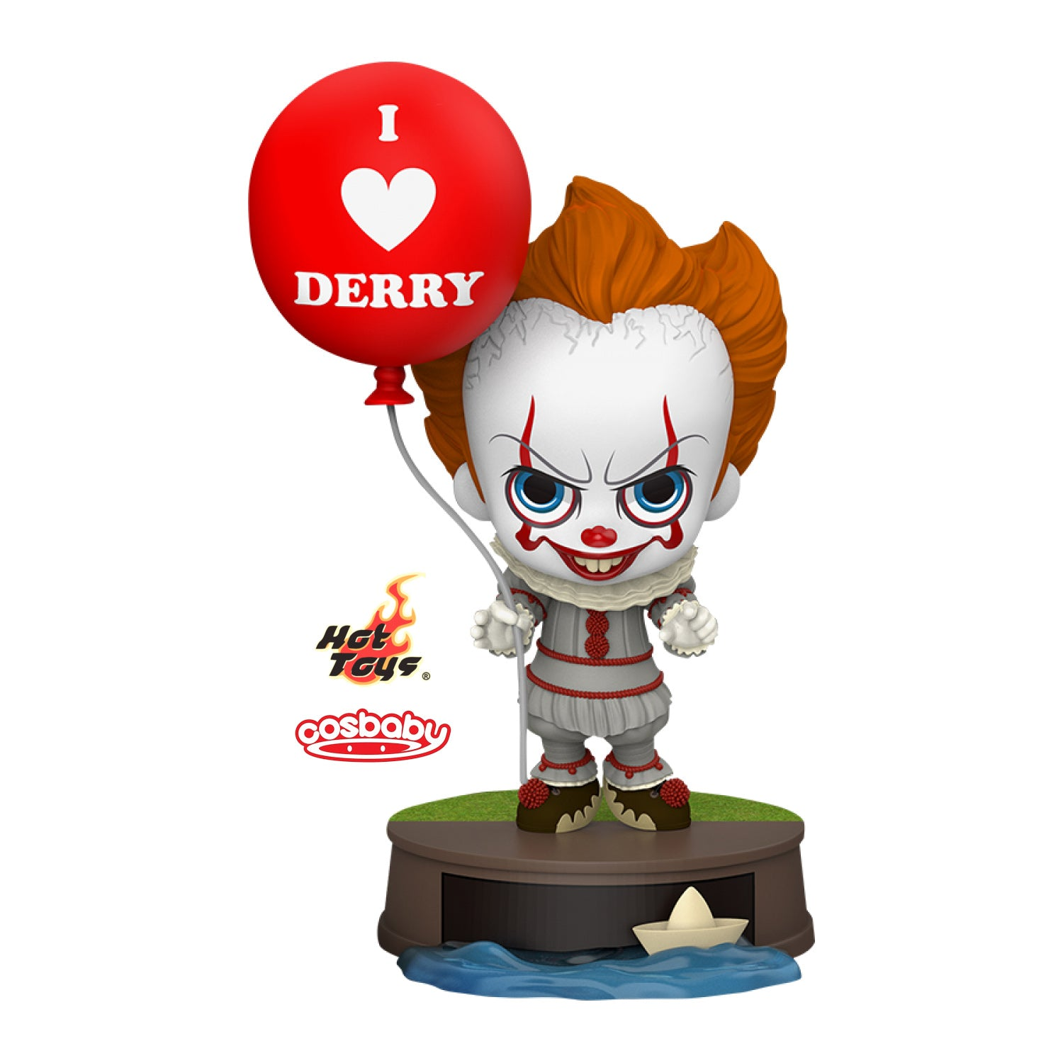 It Chapter 2 Cosbaby Pennywise with Balloon