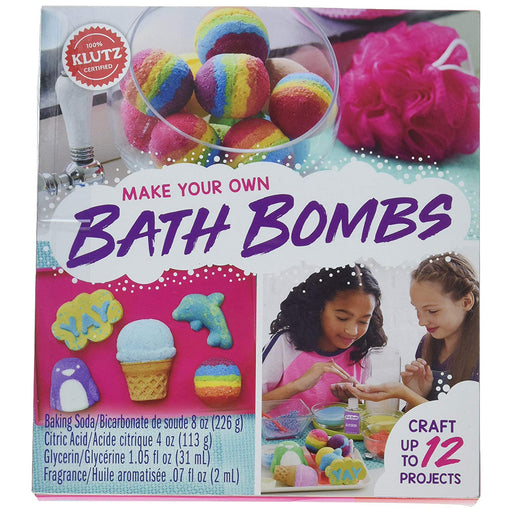 Make Your Own Bath Bombs Kit