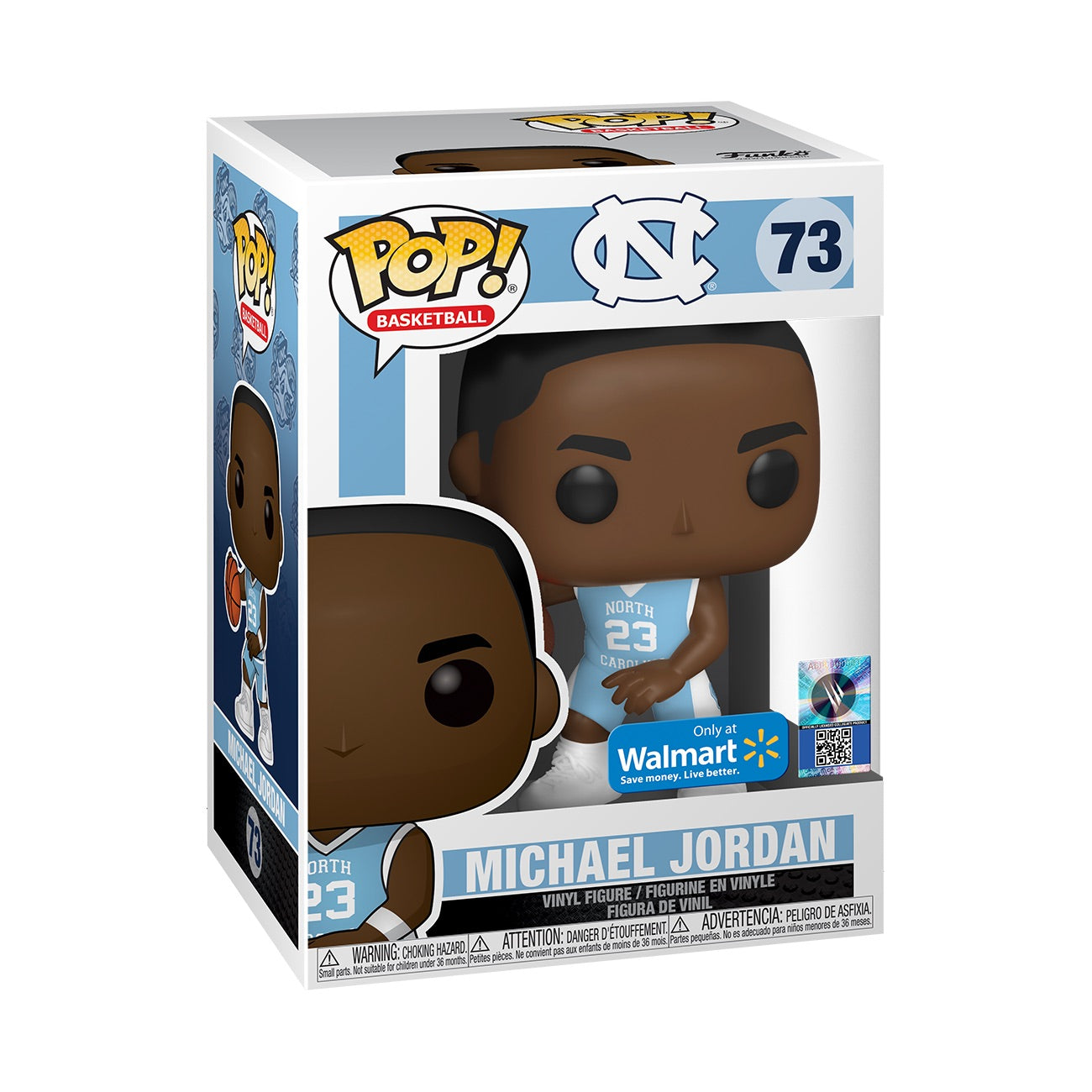 UNC Michael Jordan Home Jersey Exclusive