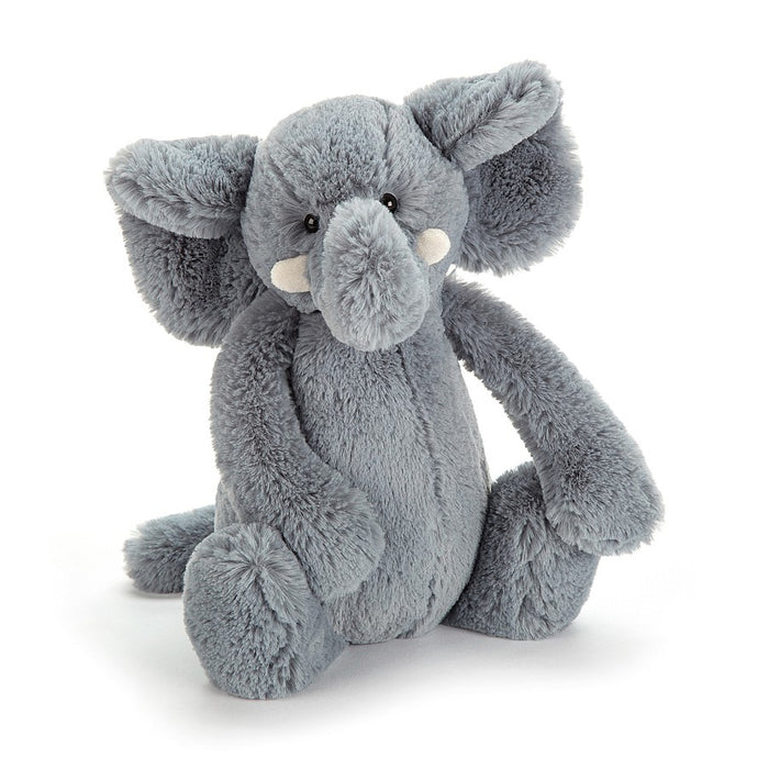 Bashful Grey Elephant Stuffed Animal Mandrill Toys And Collectibles