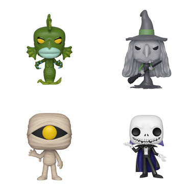 Nightmare Before Christmas Bundle [4 Figures] (October Preorder)