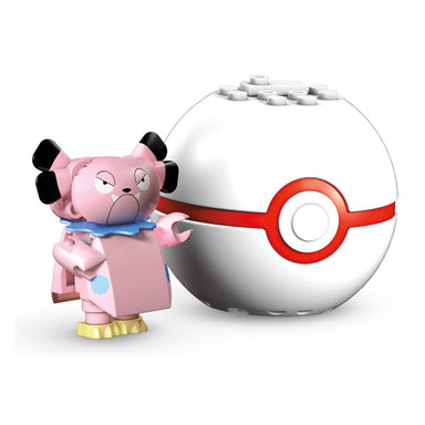 Mega Construx Pokemon Poke Ball Series 10 Snubbull