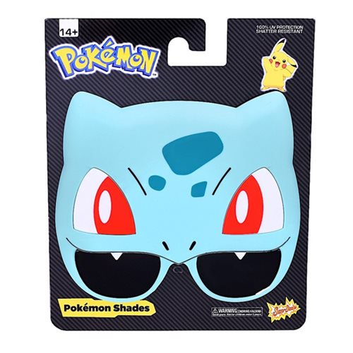 Pokemon Bulbasaur Sun-Staches Sunglasses
