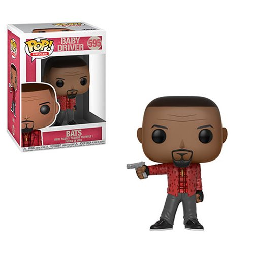 Baby Driver Funko Pop Movies - Bats
