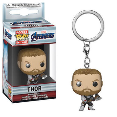 Marvel Avengers Endgame Thor Pocket Pop Keychain